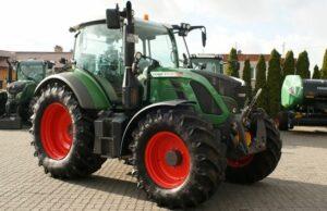 Fendt 514 Vario Tractor