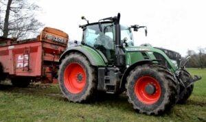 Fendt 720 Vario Tractor