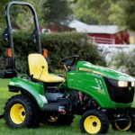 John Deere 1 Family 1023E and 1025R Sub-Compact Utility Tractors Info
