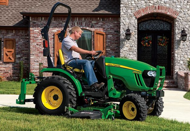 John Deere 2025R Compact Utility Tractor specifications