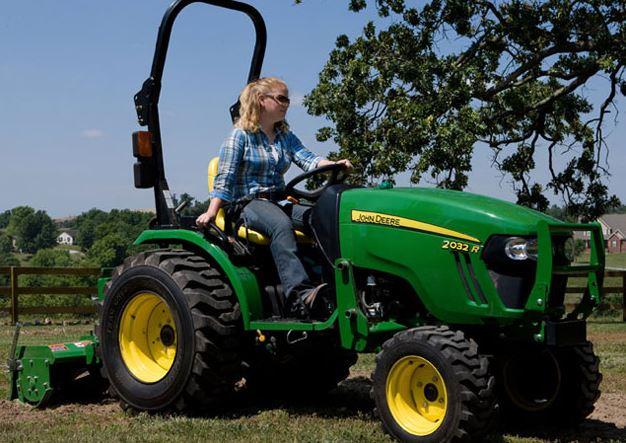 John Deere R Compact Utility Tractor