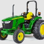 John Deere 4 Family 44 To 66 hp Compact Utility Tractors Details
