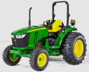 John Deere 4044R Compact Utility Tractor