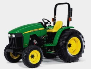 John Deere 4105 Compact Utility Tractor Overview