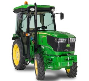 John Deere 5075GV Speciality Tractor