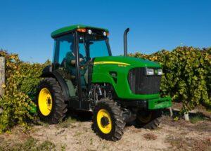 John Deere 5083EN Narrow Speciality Tractor