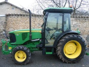 John Deere 5090GV Speciality Tractor