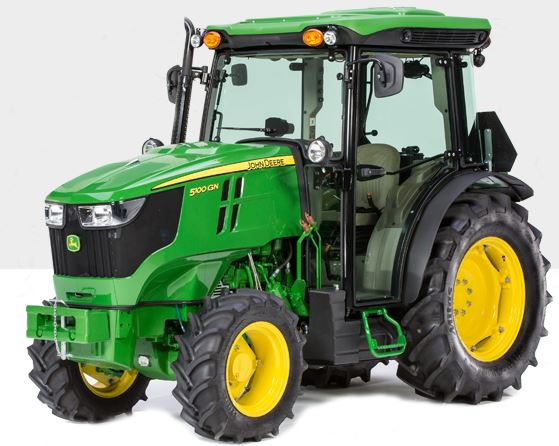 John Deere 5100GN Speciality Tractor