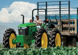 John Deere 5100MH High Crop Tractor