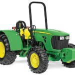 John Deere Low Profile | Low Clearance Tractors Price Specs