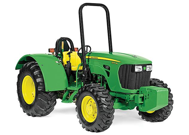 John Deere 100 Series >> John Deere Low Profile | Low Clearance Tractors Price Specs