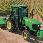 John Deere 5EN Narrow Series Specialty Tractors Information
