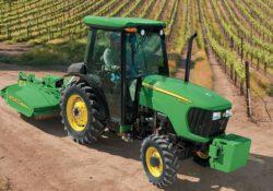John Deere 5101EN Narrow Speciality Tractor