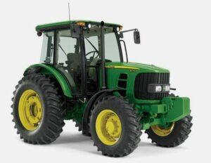 John Deere 6115D Utility Tractor