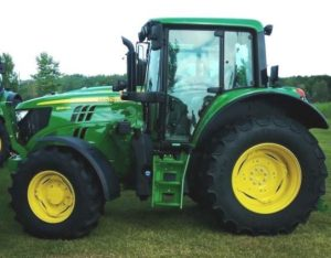 John Deere 6120M Low Profile Tractors