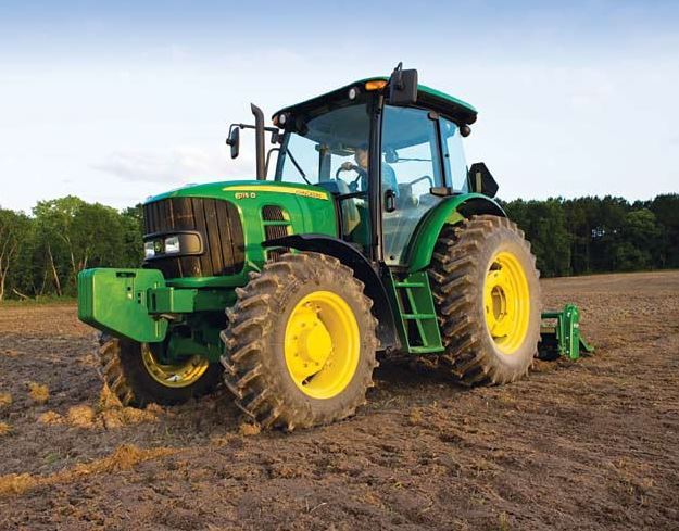 John Deere 6130D Utility Tractor