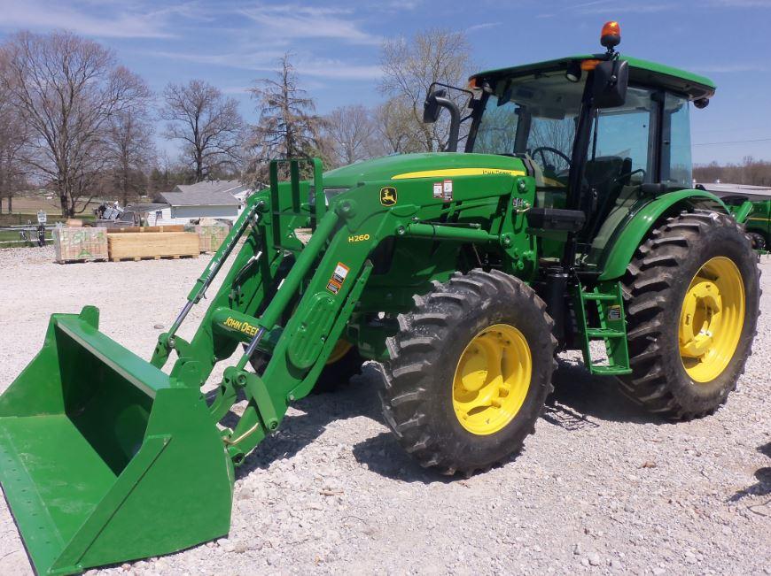 John Deere 6140d Specs : John deere d series utility tractors price specifications