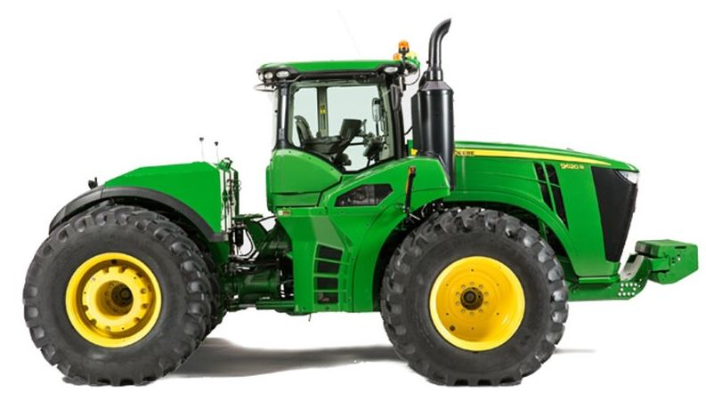John Deere 9370R Tractor