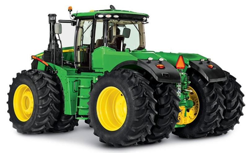 Tractor Front Track : John deere r series tractors information with price specs