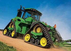 John Deere 9470RX Track Tractor
