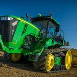 John Deere 9RT Series Tractors Information