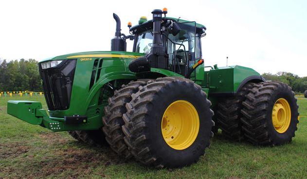Jd R Series Tractors : John deere r series tractors information with price specs