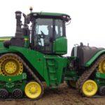 John Deere Track Tractors 9RX Series Price Specs Features