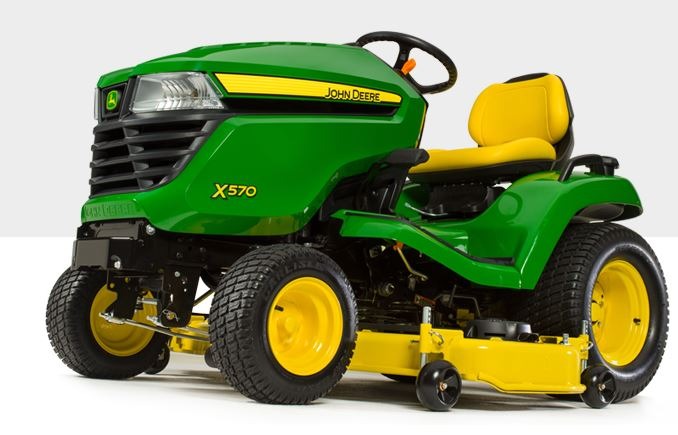 2017 john deere x500 lawn tractors complete guide with price list. Black Bedroom Furniture Sets. Home Design Ideas