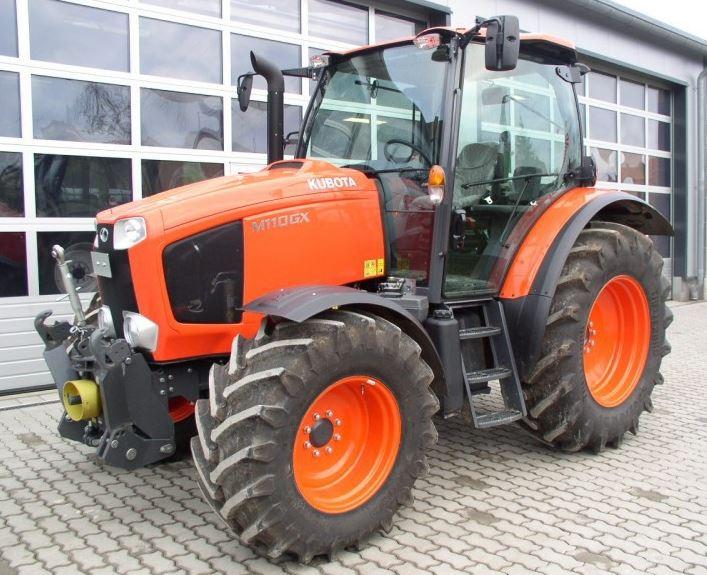Kubota M110GX Tractor