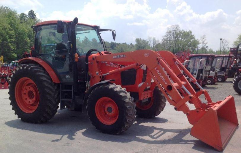 Kubota Tractor Weights : Kubota mgx series tractors specs price key facts reaview