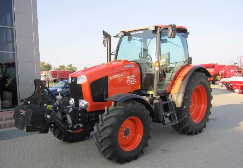 Kubota Tractor Fuel Tank : Kubota mgx series tractors specs price key facts reaview