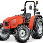 SAME ARGON³ Tractors Technical Specs Key Facts Images
