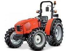 SAME ARGON³ 65 Tractor