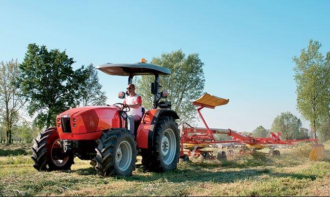 SAME ARGON³ 75 Tractor