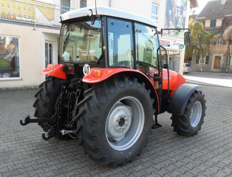SAME ARGON³ 80 Tractor