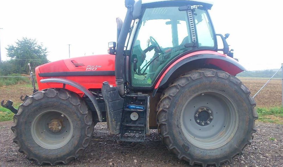 SAME FORTIS 150 Tractor