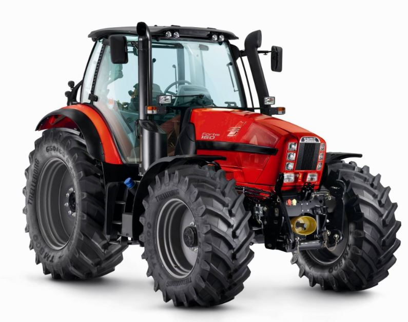 SAME FORTIS 160 Tractor