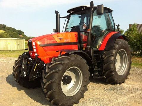 SAME FORTIS 160.4 Tractor