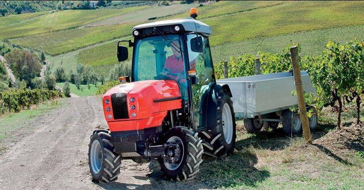 SAME FRUTTETO³ CLASSIC 100 Tractor