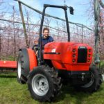 SAME FRUTTETO CLASSIC Vineyards and Orchards Tractors Info
