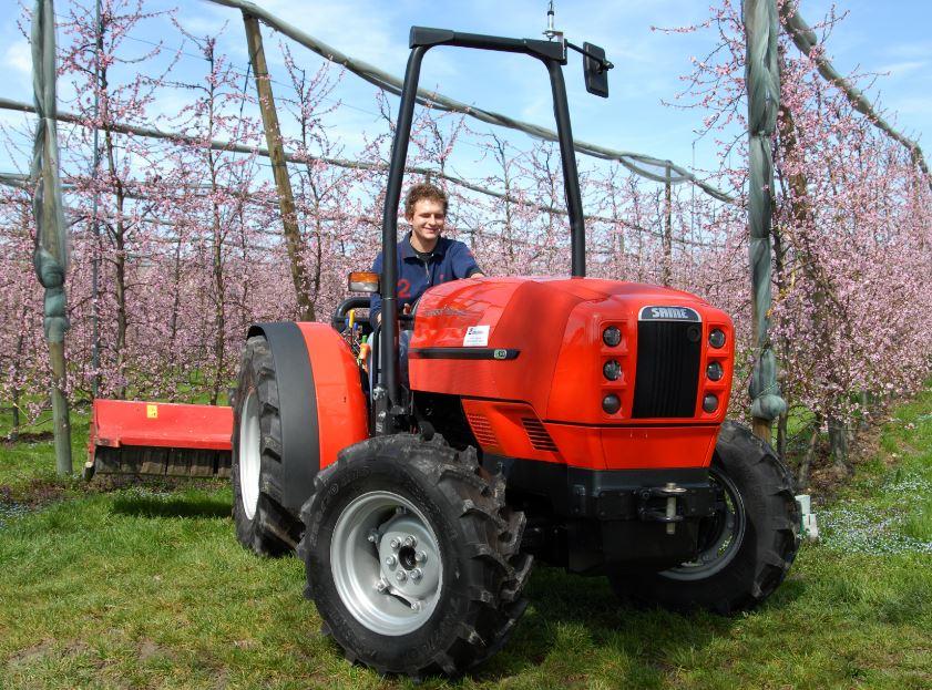 SAME FRUTTETO³ CLASSIC 80 Tractor