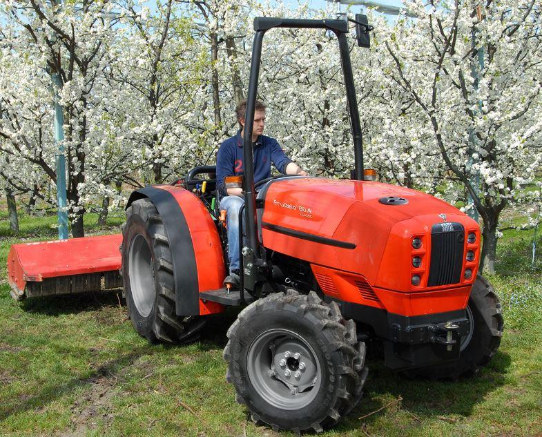 SAME FRUTTETO³ CLASSIC 80.4 Tractor