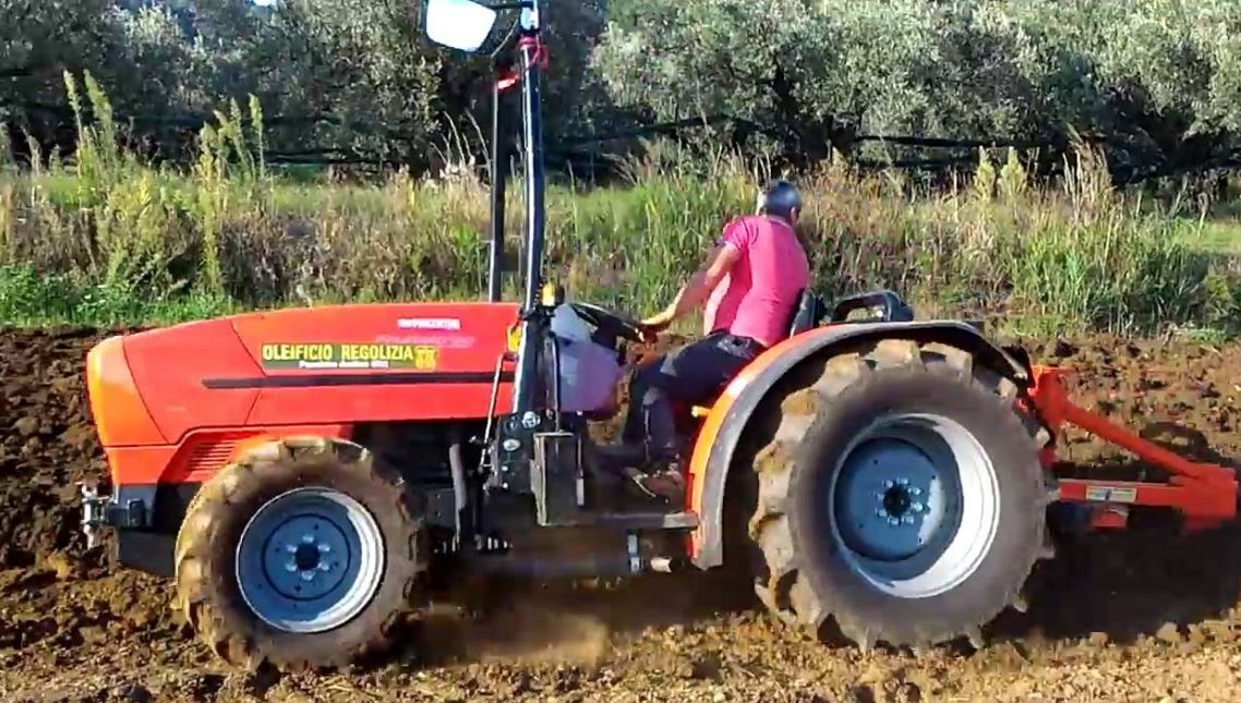 Same Tractor 90 : Same frutteto³ classic vineyards and orchards tractors info