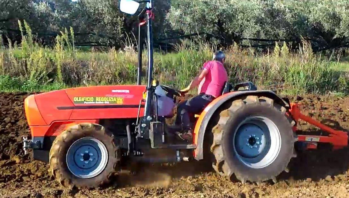 SAME FRUTTETO³ CLASSIC 90 Tractor
