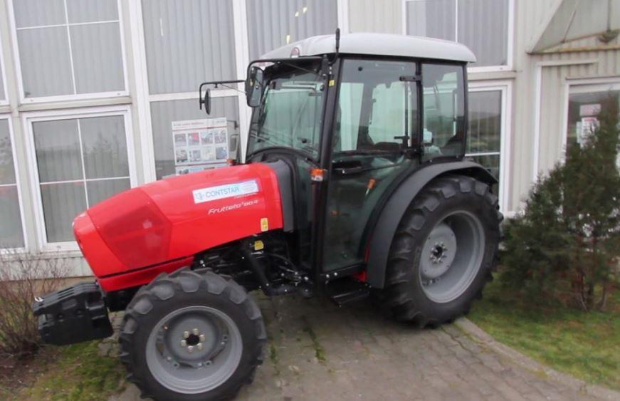 SAME FRUTTETO³ NATURAL 80.4 Tractor