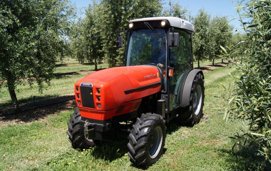 SAME FRUTTETO³ S 100 Tractor