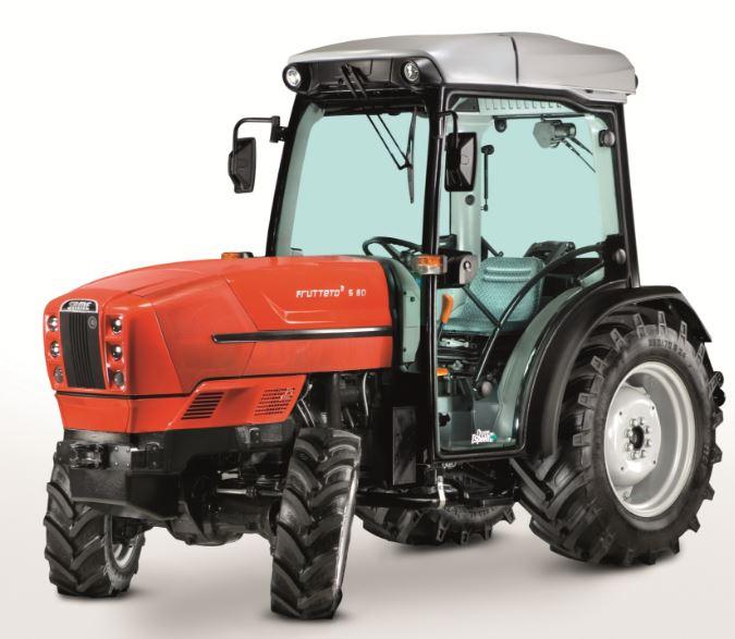 SAME FRUTTETO³ S 80 Tractor