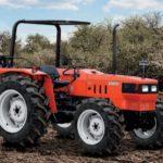 SAME 55 | 60 Open Field Tractors Info