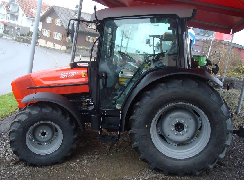 Same Dorado 100.4 Tractor