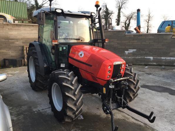 Same Dorado 70 Tractor
